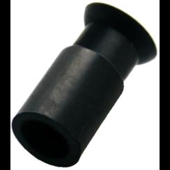 Rubber adapter voor BGS 1738  Ø 17,3 mm