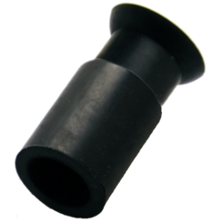 Rubber Adaptor for BGS 1738  Ø 17.3 mm