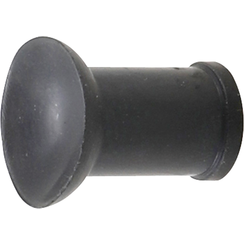 Rubber adapter voor BGS 1738  Ø 20 mm