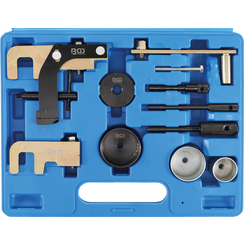 Engine Timing Tool Set  for Renault, Opel, Nissan  12 pcs.