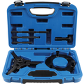 BGS  Technic Belt Pulley Puller & Assembly Set  for GM, Chrysler, Ford, Mitsubishi  6 pcs.