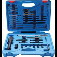 Glow Plug Tool and Thread Repair Kit  M8, M10  41 pcs.