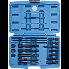 Glow Plug Electrodes Removal Tool Set  M8 / M10