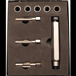 Reparatieset voor gloeibougie schroefdraad  M10 x 1,25 mm