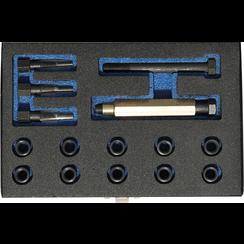Reparatieset voor gloeibougie schroefdraad  M10 x 1,0 mm
