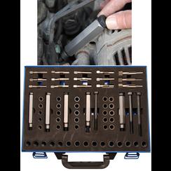 Repair Kit for Glow Plug Threads  M8 - M9 - M10 - M12