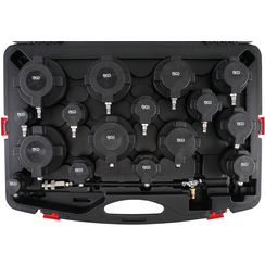 Testkofferset turbolader-laadluchtsysteem  17-dlg