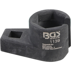 """Dopsleutel voor lambda-sonde  10 mm (3/8"""")  22 mm"""