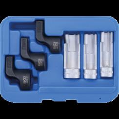Speciale inzetstukkenset voor uitlaatgastemperatuursensoren (EGT)  6-dlg.