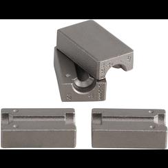 """Die Blocks  for BGS 3057  Ø 6.3 mm (1/4"""")"""