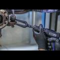 BGS  Technic Ball Joint Fork Separator Set  for Air Hammer  5 pcs.