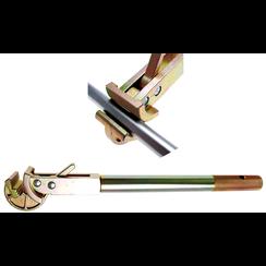 Afstel-klemsleutel  voor axiale spoorstangen  14 - 20 mm