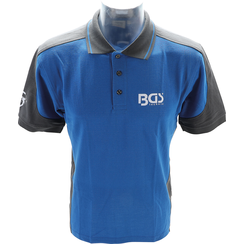 BGS® Polo-shirt  maat 3XL