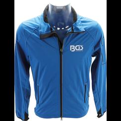 BGS® Softshell Jacket  Size 3XL