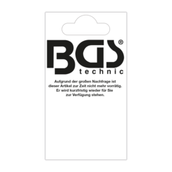 Guide Cards for Sales Display  52 x 98 mm  1 sheet of 12 pcs.