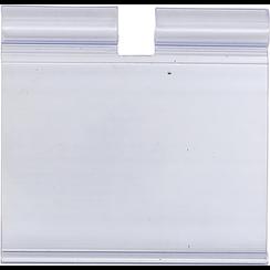 Etikettentas, kunststof  52 x 40 mm