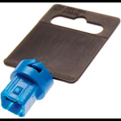 """Kunststof gereedschaphanger met dopaansluiting 12,5 mm (1/2"""")"""