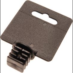 """Kunststof gereedschaphanger met dopaansluiting 20 mm (3/4"""")"""