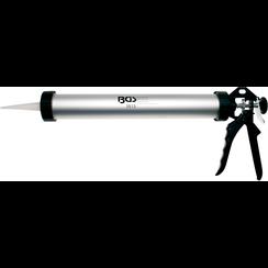 Aluminium Caulking Gun, for Cartridges  380 mm