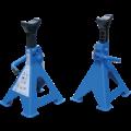 BGS  Technic Assteun  draagvermogen 6000 kg / paar  slag 382 - 600 mm  1 paar