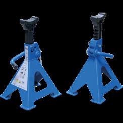 Assteun  draagvermogen 6000 kg / paar  slag 382 - 600 mm  1 paar