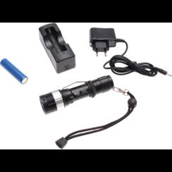LED Multi-Function Flashlight  3 W