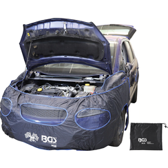 Vehicle Front Protection Cover