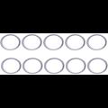 BGS  Technic Assortiment afdichtringen  voor BGS 126  Ø 15 / 18,5 mm  20-dlg