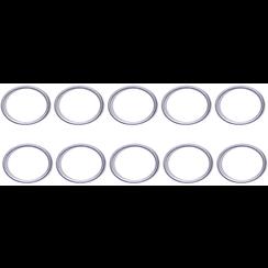 Seal Ring Assortment  for BGS 126  Ø 15 / 18.5 mm  20 pcs.