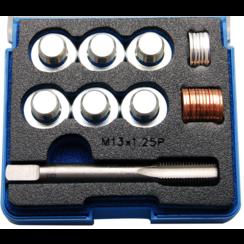 Reparatieset voor olieaftap schroefdraad  M13 x 1,25 mm