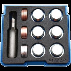 Repair Kit for Oil Drain Thread  M17 x 1.5 mm