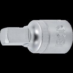 "Oil Service Socket  12.5 mm (1/2"") Drive  internal square  10 mm"