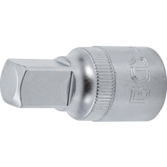 "Oil Service Socket  12.5 mm (1/2"") Drive  internal square  12 mm"