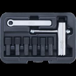Oil Drain Screw Sealing Surfaces Cutter Set  8 pcs.