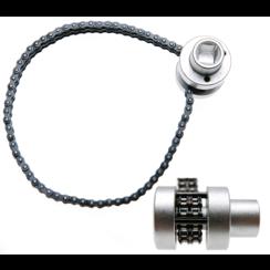 Oliefilter kettingsleutel  Ø 60 - 115 mm