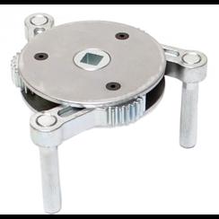 Oil Filter Wrench, 3-arm  for Oil Filter Ø 115 - 160 mm
