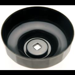 Oliefiltersleutel  15-kant  Ø 74 mm  voor Audi, Chrysler, GM, Rover