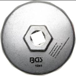 Oliefiltersleutel  14-kant  Ø 74 mm  voor Audi, BMW, Mercedes-Benz, Opel, VW