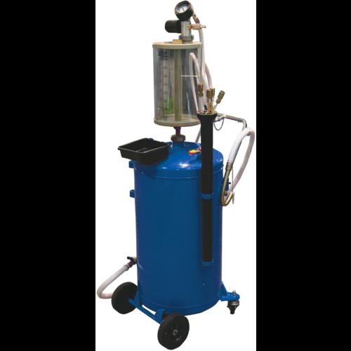 BGS  Technic Air Suction Oil Drainer  70 l