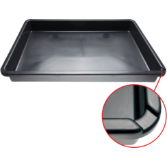 Drip Pan with Nozzle  50 l
