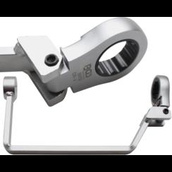 Speciale ratelringsleutel voor vervangen oliefilter  voor PSA, Ford 2.0, 2.2 TDCI, HDI