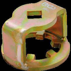Oliefiltersleutel  6-tanden  voor Hyundai en Kia 2.0L/2.2L diesel