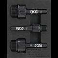 BGS  Technic Adapter voor transmissieolie-vulapparaten  voor Audi, Mercedes-Benz, VW