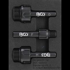 Adapter voor transmissieolie-vulapparaten  voor Audi, Mercedes-Benz, VW
