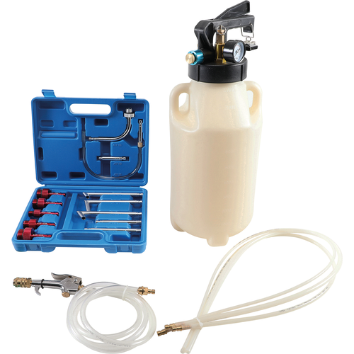 BGS  Technic Air Powered Oil Removing & Filling Tool