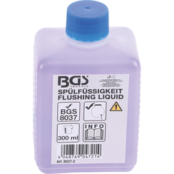 Spoelvloeistof  voor BGS 8037