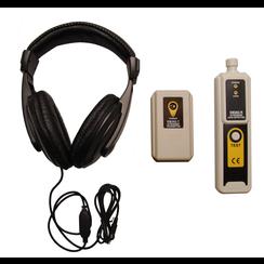 Ultrasone lekdetector voor gas-, lucht-, waterreservoirs