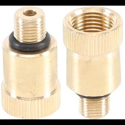 Adapter voor compressietester  voor BGS 8005, 8235, 8236  M10 x 1,0