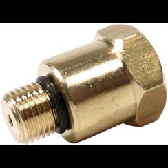 Adapter voor compressietester  voor BGS 8005, 8235, 8236  M12 x 1,25