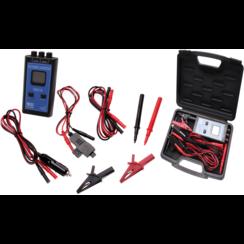 Spanning-/stroomtester  1 - 48 V